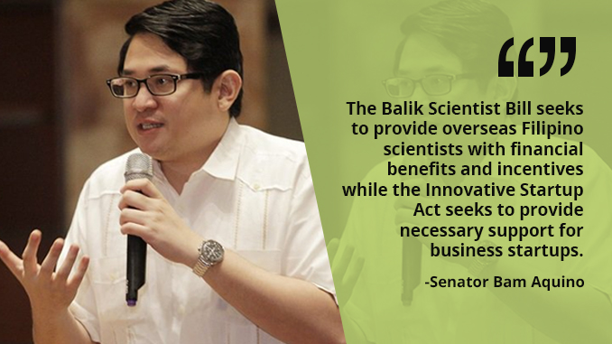 filipino scientist Science has great impact in each and every filipino's lives whether it may be basic research or applied sciences, it helps to better understand and solve many issues and problems society is facing today.