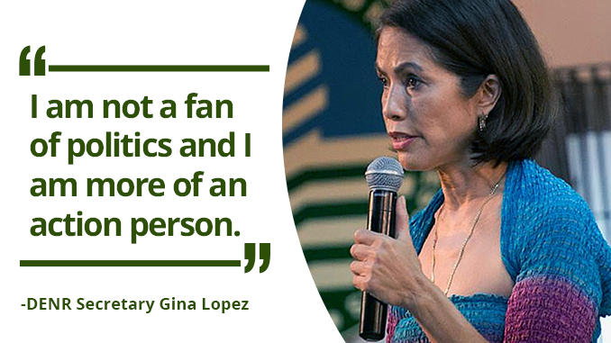 I Have No Plans to Run for Public Office – LOPEZ