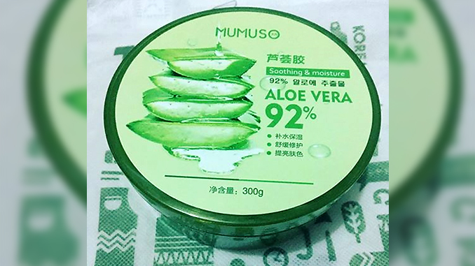Of All The Aloe Vera Product Variants Mentioned Above Gel Is Considered As Bestseller