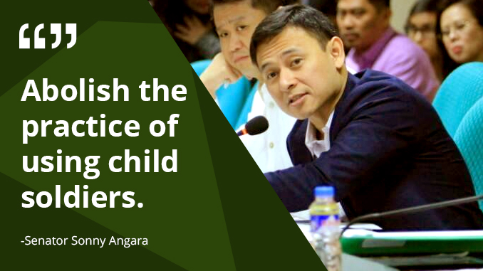 Special Financial Assistance and Benefits for Uniformed Personnel – ANGARA
