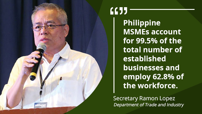 MSMEs Are Critical Engines of Economic Growth and Development – LOPEZ