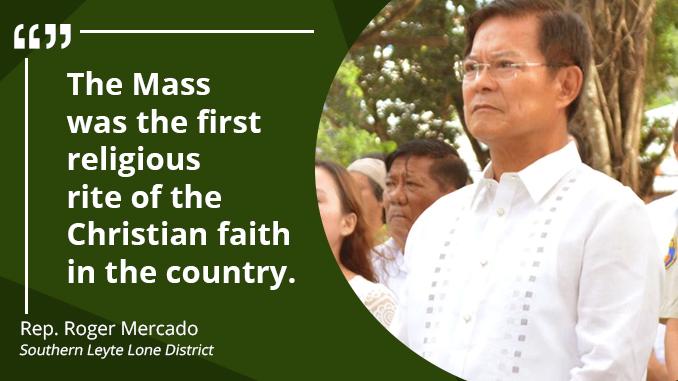 March 31 to Be First Mass Day – MERCADO