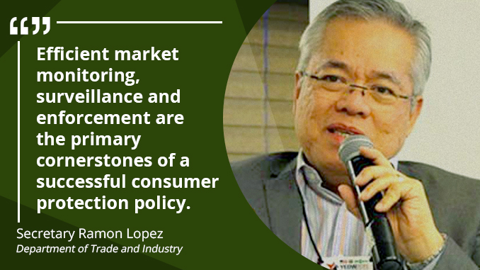 DTI Calls for Consumer Vigilance on Frauds and Trade Malpractices – LOPEZ