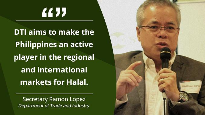 Philippines Enters $3 Trillion Global Halal Market – LOPEZ