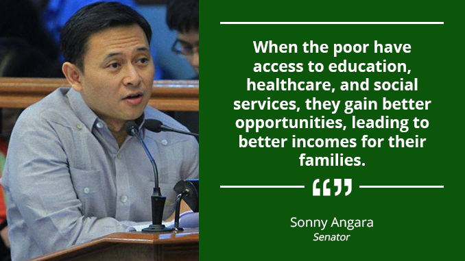 Implementation of Free College Law Earmarked in Tax Reform Bill – ANGARA