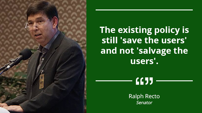 Budget for DOH-managed Rehabilitation Facilities to Suffer 75% Reduction – RECTO