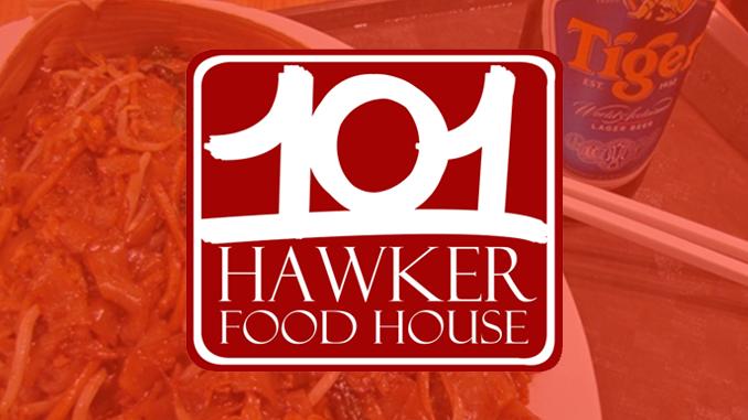 Singaporean Hawker Food at Makati's Hawker 101 Food House