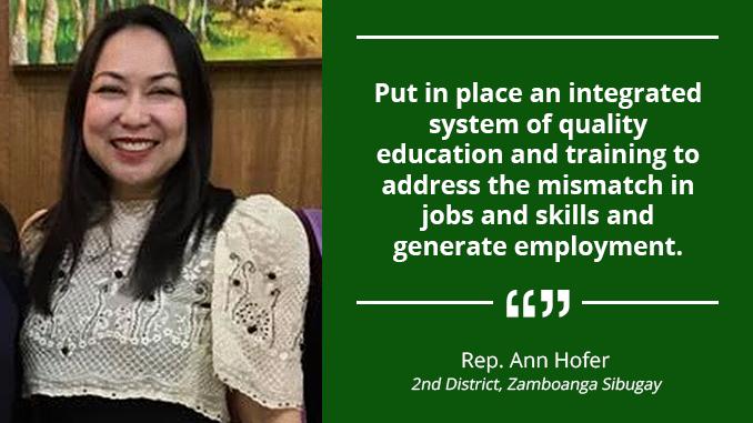 Philippine Qualifications Framework (PQF) to Address Mismatch in Jobs and Skills – HOFER