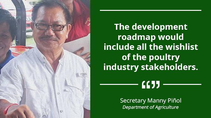 DA, Poultry Farmers to Plan Five-Year Poultry Industry Development Roadmap – PIÑOL