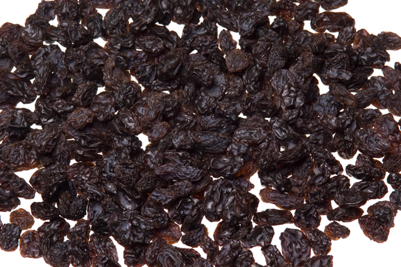 Of Liver, Raisins, and Water