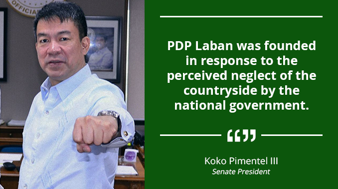 Officials from Lanao Del Sur, Basilan and Tawi-Tawi Join PDP Laban – PIMENTEL