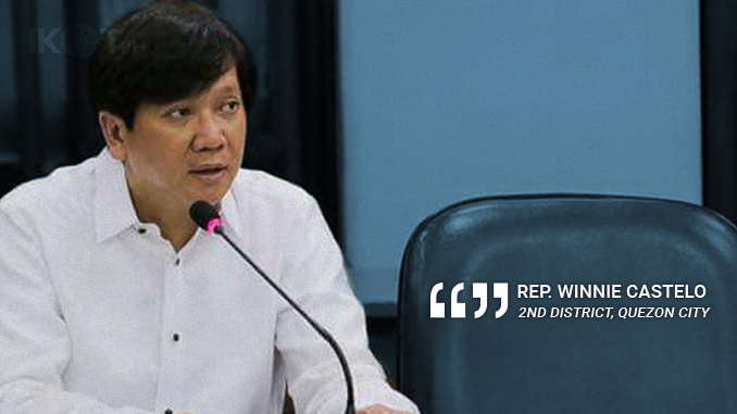 THIS NEW PNP-SAF CONTROVERSY IS ABSOLUTELY UNNECESSARY – CASTELO