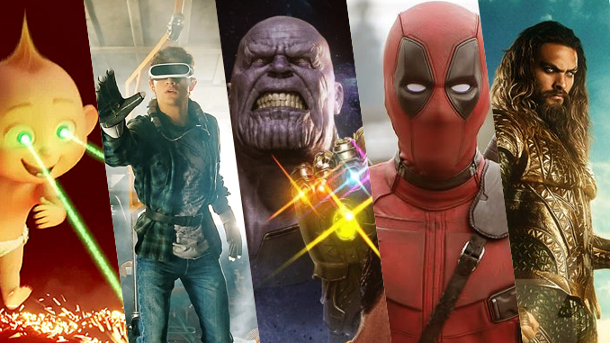 5 FILMS TO BE EXCITED ABOUT IN 2018