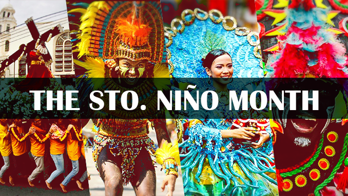 THE STO. NIÑO MONTH
