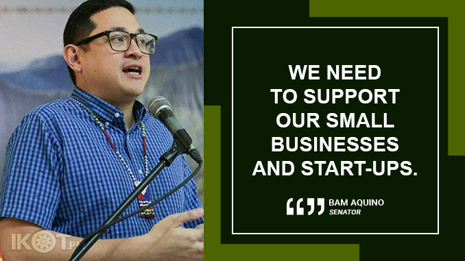 STATE ASSISTANCE FOR START-UPS SOUGHT – AQUINO