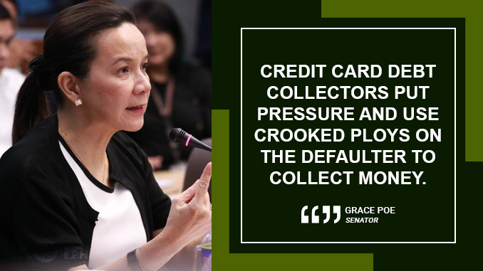 CREDITORS USING 'DIRTY TACTICS' TO COLLECT MONEY – POE