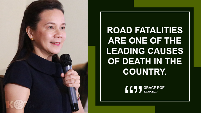 INSPECT VEHICLES' ROADWORTHINESS – POE