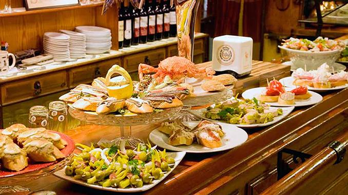 FOOD TRIP TO SAN SEBASTIAN