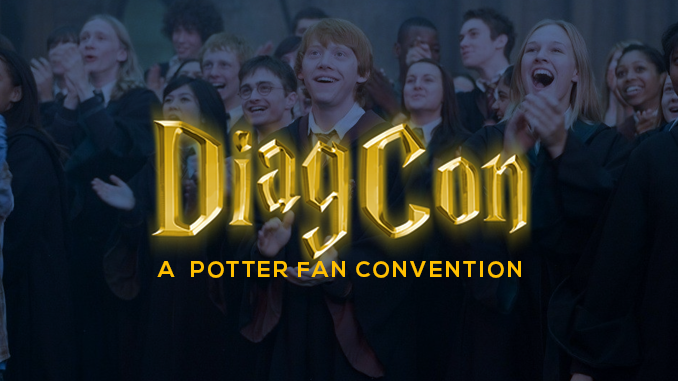 EXPECTO PATRONUM! A HARRY POTTER CONVENTION IS COMING SOON