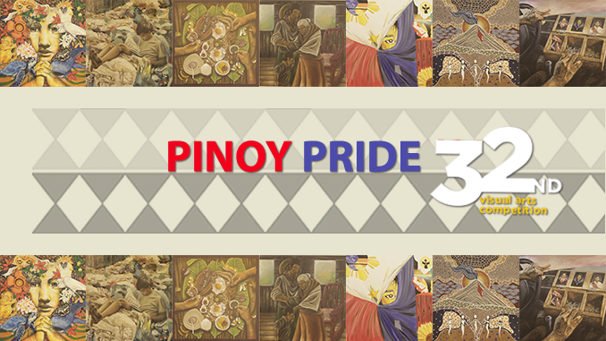 """""""PINOY PRIDE"""" ON EXHIBIT AT THE LITTLE THEATER LOBBY OF THE CULTURAL CENTER OF THE PHILIPPINES"""
