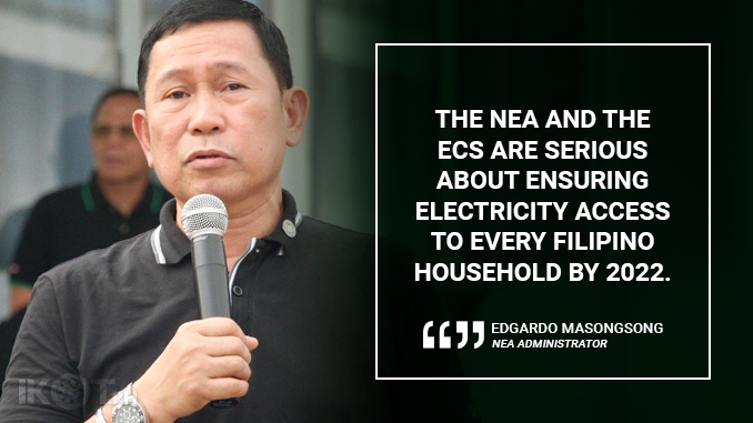 POWER COOPS OUT TO PROVE THEY ARE THE KEY TO BRIDGING ELECTRICITY GAPS – MASONGSONG