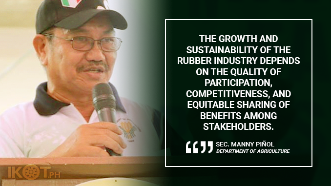 6edeec26067e MULTI-AGENCY COLLABORATION FOR THE PHILIPPINE RUBBER INDUSTRY – PIÑOL —  IKOT.PH
