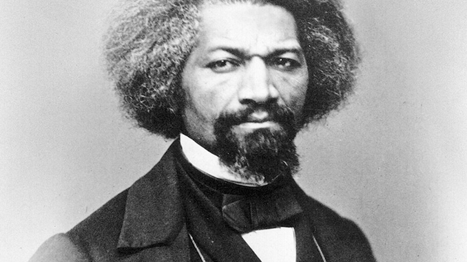 FREDERICK DOUGLASS: KNOWLEDGE IS THE PATHWAY TO FREEDOM