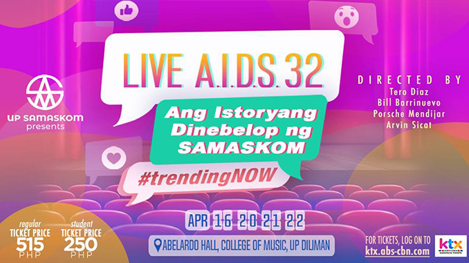 LIVE AIDS: AN EVENT NOT TO BE MISSED