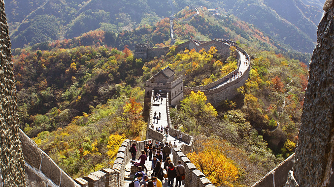 MUTIANYU: A LITTLE KNOWN GREAT WALL ATTRACTION