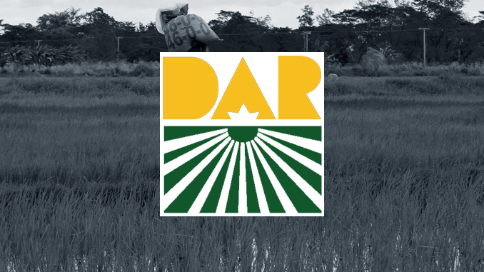 654 HECTARES OF LANDS DISTRIBUTED TO QUEZON FARMERS – DAR