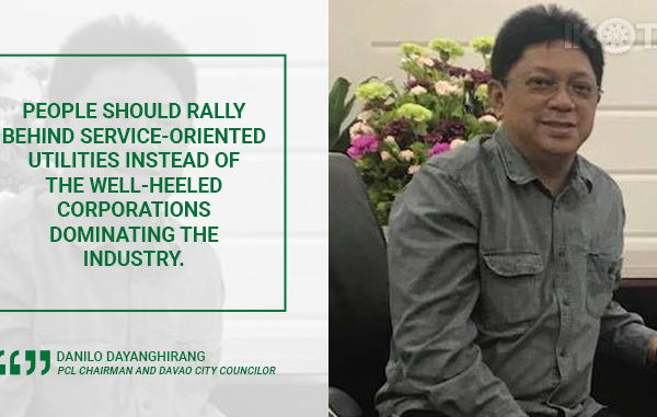 PHILIPPINE COUNCILORS LEAGUE WANTS MORE COOPS TO OPERATE PUBLIC UTILITIES