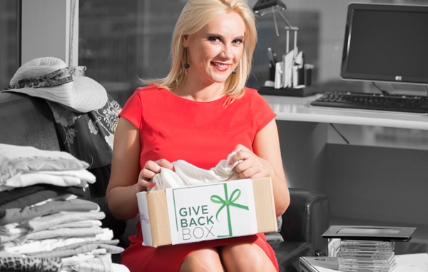 GIVE BACK BOX: MAKING DONATION HASSLE-FREE