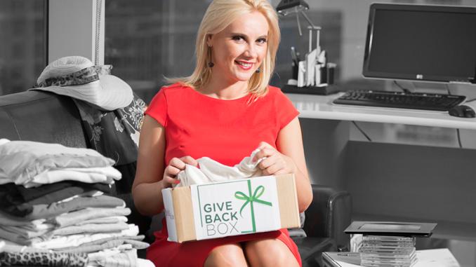 GIVE BACK BOX: MAKING DONATION HASSLE-FREE