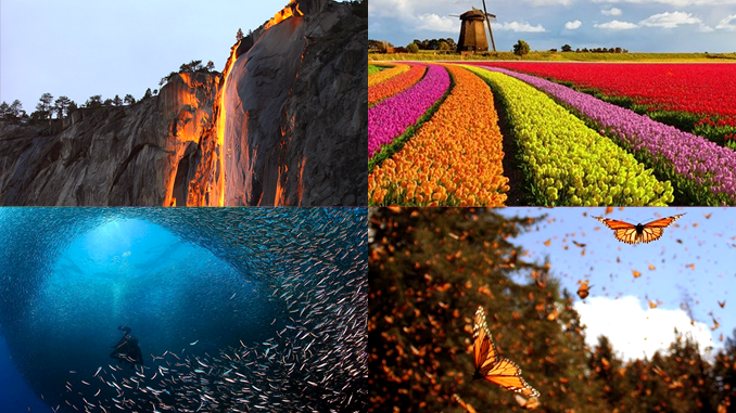 8 NATURAL PHENOMENA TO SEE IN YOUR LIFETIME