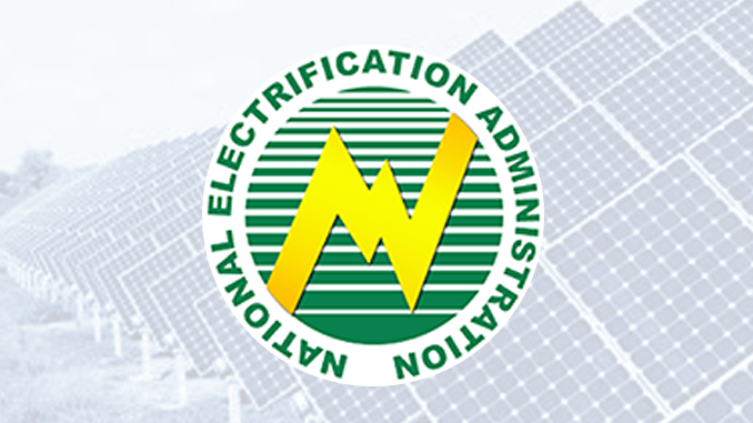 NEA OFFERS 'STEP' TO HELP ACHIEVE TOTAL HOUSEHOLD ELECTRIFICATION BY 2020