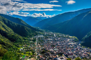 ECUADOR'S ADVENTURE CAPITAL