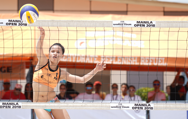 FOREIGN TEAM, ORGANIZERS IMPRESSED WITH FILIPINO CROWDS, HOSTING OF FIVB WORLD TOUR MANILA OPEN