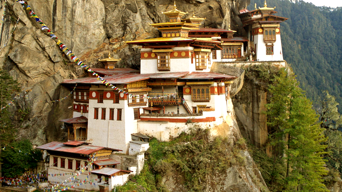 BHUTAN: THE HAPPIEST ASIAN COUNTRY