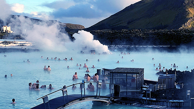 A HOT SPOT IN ICELAND