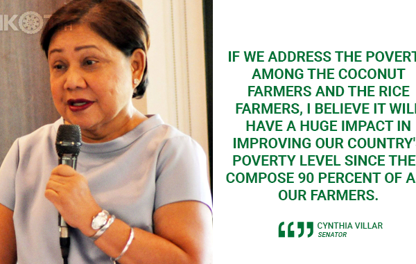 INVEST IN RESEARCH AND DEVELOPMENT FOR AGRI GROWTH – VILLAR