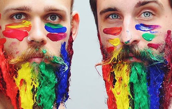 GAY BEARDS: THE NEW FASHION ICONS