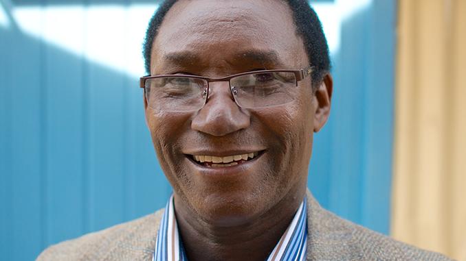 CHARLES MULLY: SAVING KENYA'S STREET CHILDREN