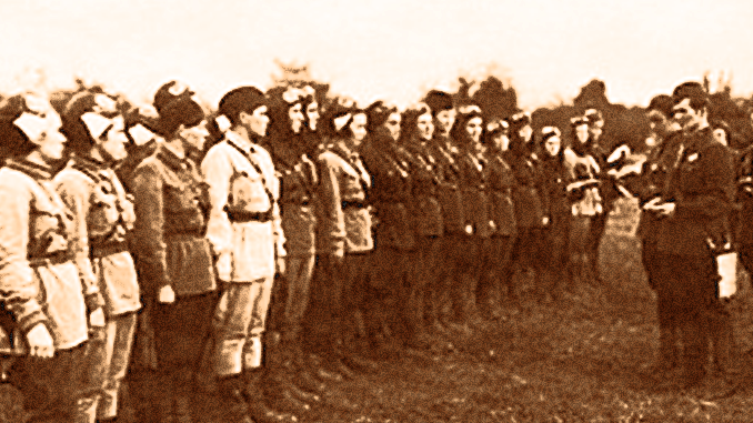 THE NIGHT WITCHES OF WW II