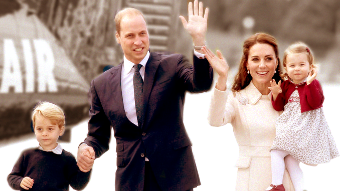 ROYAL PARENTING: PRINCE WILLIAM, DUCHESS KATE STYLE
