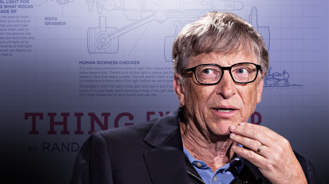 BILL GATES' 12 MUST-READ SCIENCE BOOKS