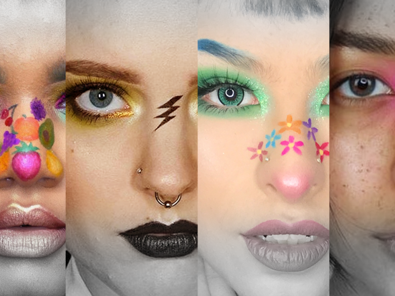 NOSE ART: THE EVOLUTION OF MAKEUP