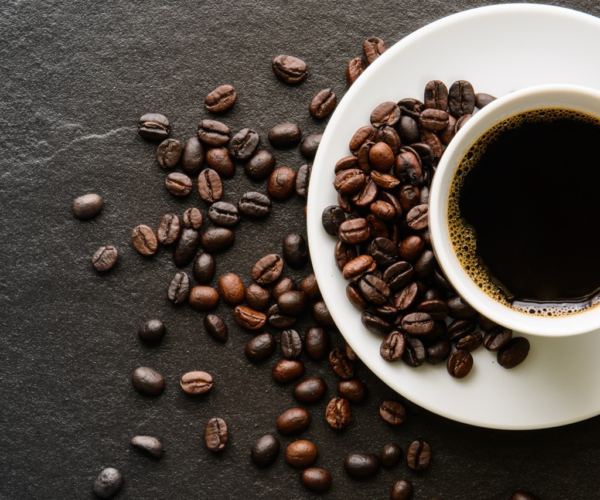 6 REASONS TO DRINK COFFEE