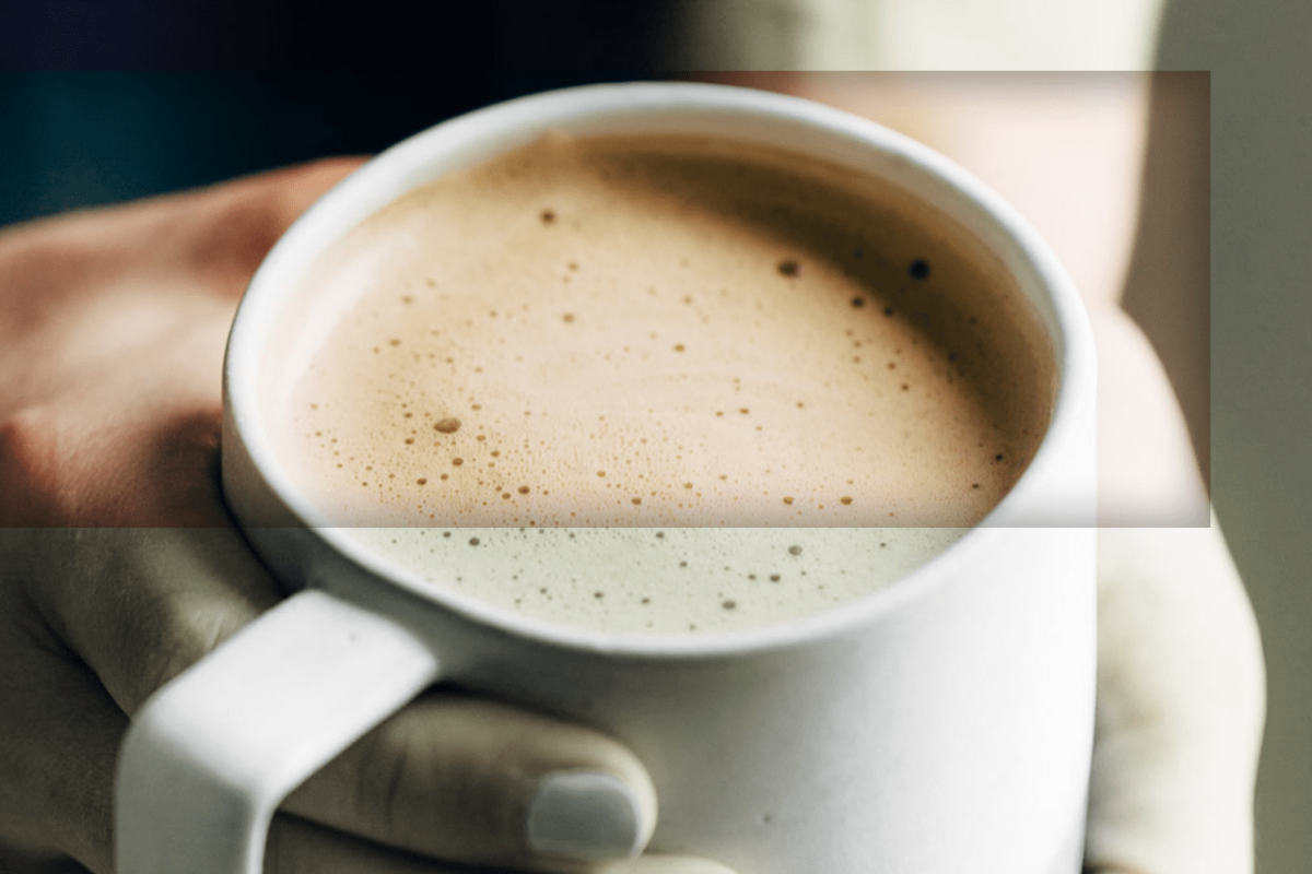 3 REASONS TO STOP DRINKING COFFEE ON AN EMPTY STOMACH
