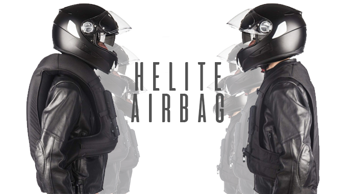 AN AIRBAG VEST FOR BIKERS