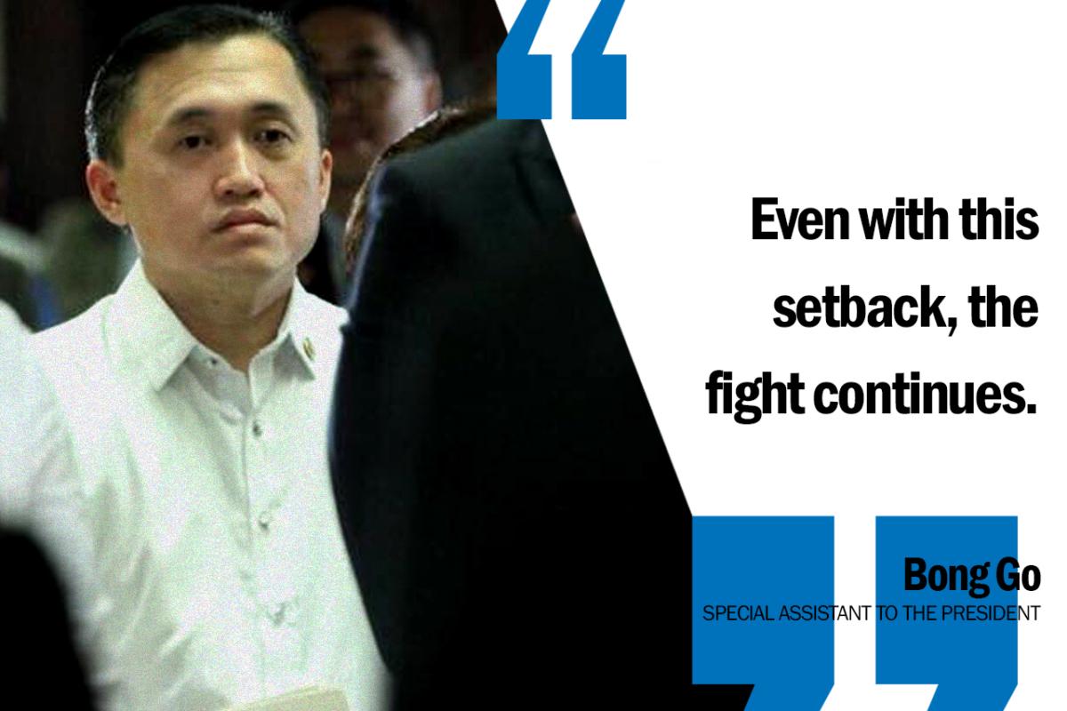 FILIPINOS SHOULD CONTINUE TO RALLY BEHIND GILAS PILIPINAS – GO